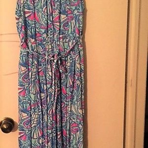 My Fans Lilly for Target Maxi Dress XS Womens